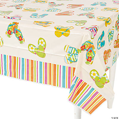 Bright Beach Tablecloth