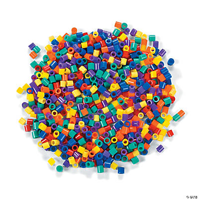 Bright Fuse Beads - 1/4""