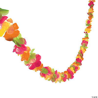 Bright Lei Garland
