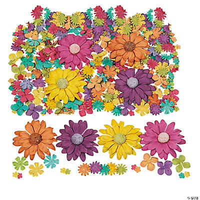 Bright Multi-Flower Assortment