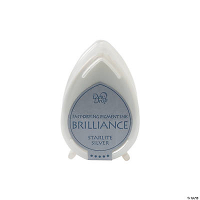 Brilliance Starlite Silver Dew Drop Ink