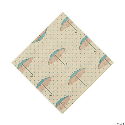 Brollies Luncheon Napkins