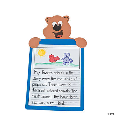 Brown Bear Stories Craft Kit