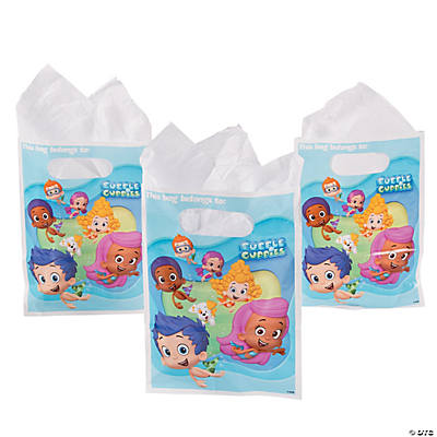 Bubble Guppies Goody Bags