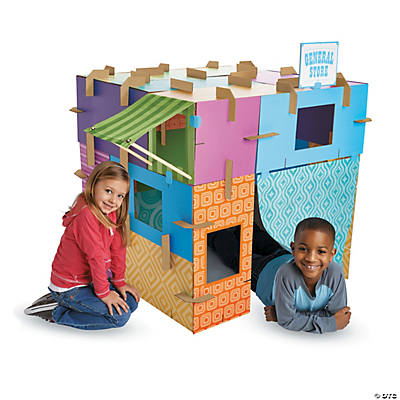 Build Abouts Modular Fort Kit