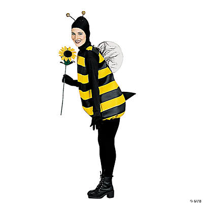 Bumblebee Adult Women's Costume