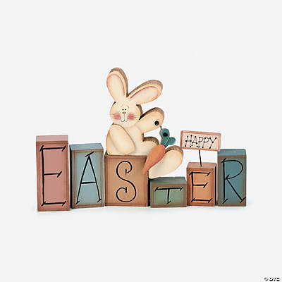 Bunny Easter Block Set