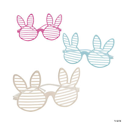 Bunny Shutter Shading Glasses