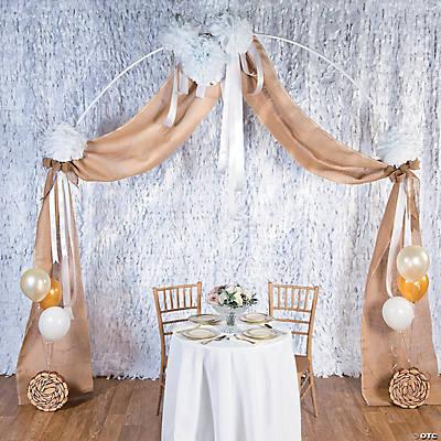 Wedding Arch Decor Idea
