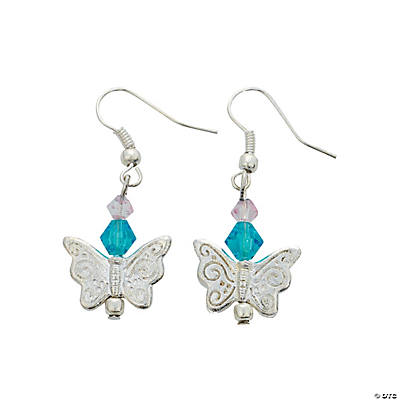 Butterfly Earring Craft Kit