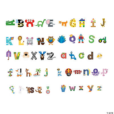 Buy All & Save Craft Kit Letters - Upper & Lowercase