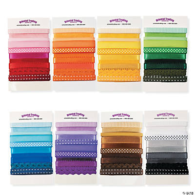 Buy All & Save Monochromatic Ribbon Assortment
