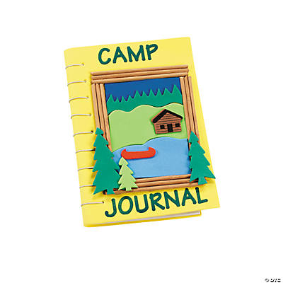 """Camp Journal"" Craft Kit"
