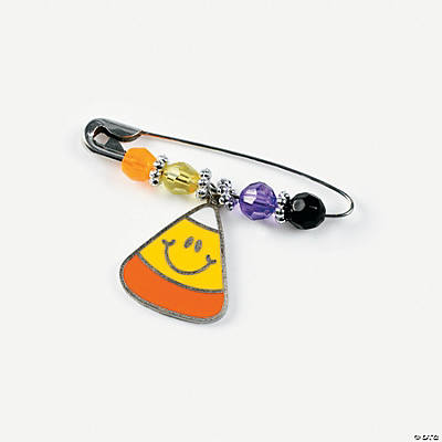 Candy Corn Pin Craft Kit