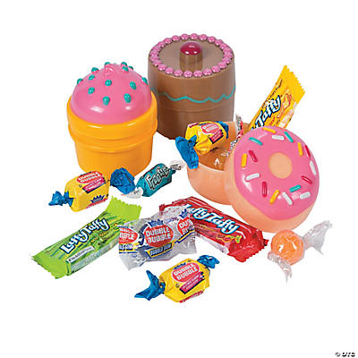 Candy-Filled Sweets Easter Egg Assortment - 12 Pc.