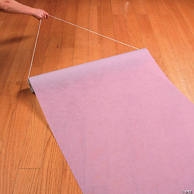 Candy Pink Aisle Runner