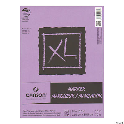 Canson XL Series Marker Pad