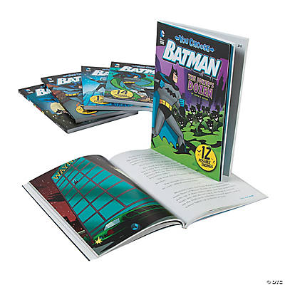Capstone® You Choose Stories: Batman Books - Set of 6