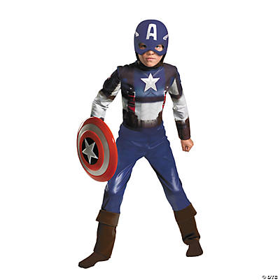 Captain America™ Movie Classic Boy's Costume