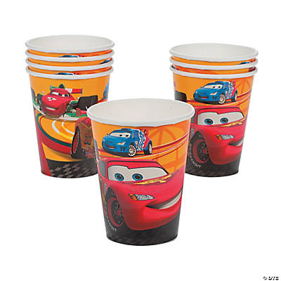 Cars 2® Cups