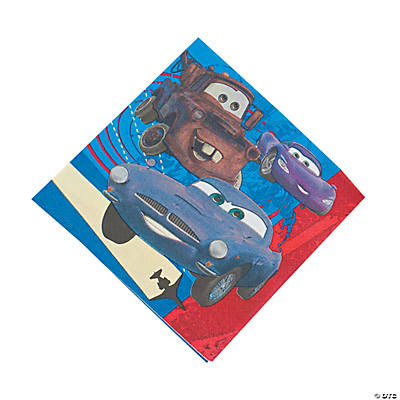 Cars 2® Luncheon Napkins
