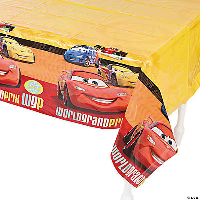 Cars 2® Tablecloth