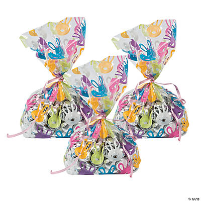 Cellophane Bunny Bags