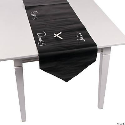 Delightful Chalkboard Table Runner