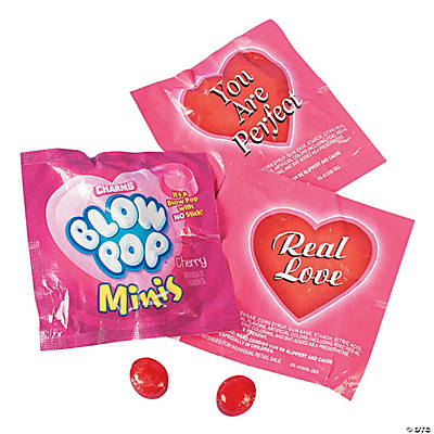 CHARMS® Valentine BLOW POPS® Minis