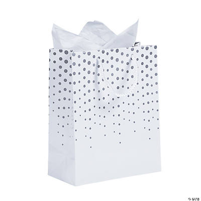 Chic Dots Gift Bags