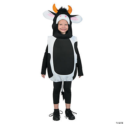 Child's Deluxe Nativity Cow Costume