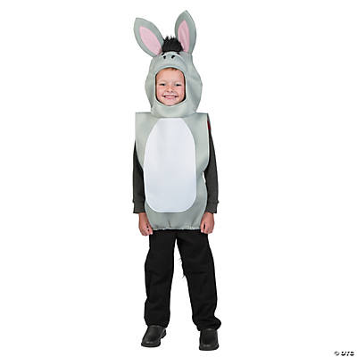 Child's Deluxe Nativity Donkey Costume
