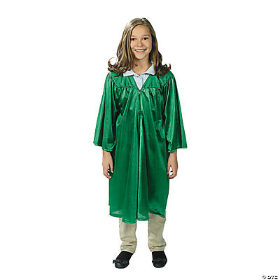 Child's Green Robe