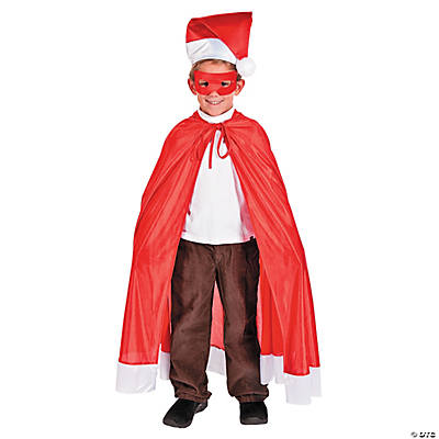 Child's Super Santa Costume