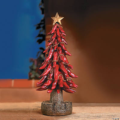Chili Pepper Christmas Tree Oriental Trading Discontinued