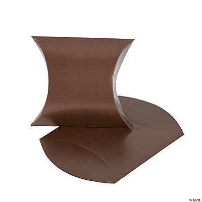 Chocolate Pillow Box