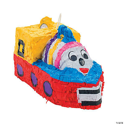 Choo-Choo Train Piñata