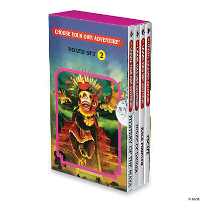 Choose Your Own Adventure Boxed Set 2