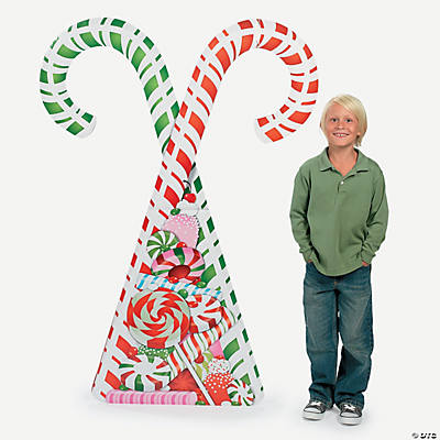 Christmas Candy Stand-Up
