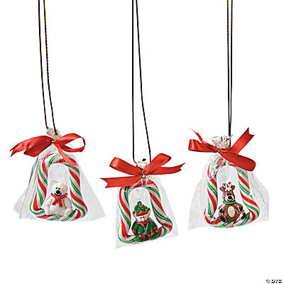 Christmas Character Candy Bells