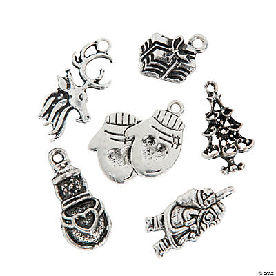 Christmas Charms Assortment