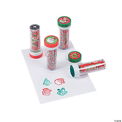 Christmas Kaleidoscope Stampers