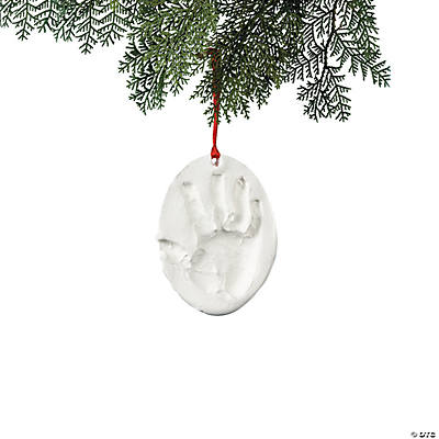 Christmas Ornament Handprint Craft Kit