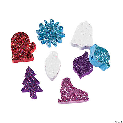Christmas-Shaped Beads