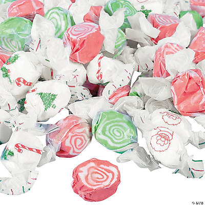 Christmas taffy candy for K decorations trading
