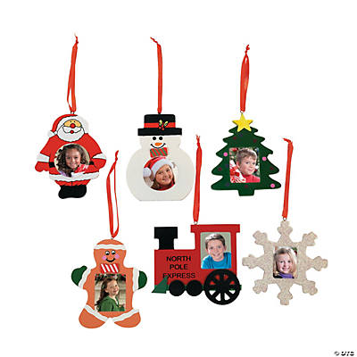 Christmas Toys Picture Frame Christmas Ornaments