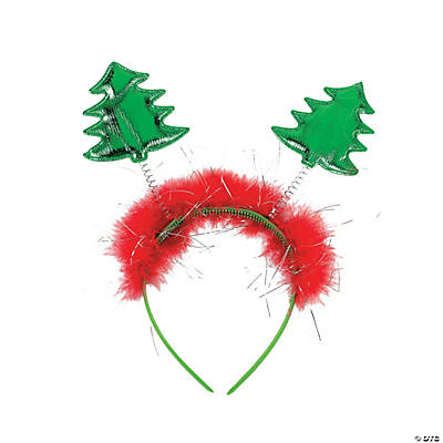 Christmas Tree Head Boppers