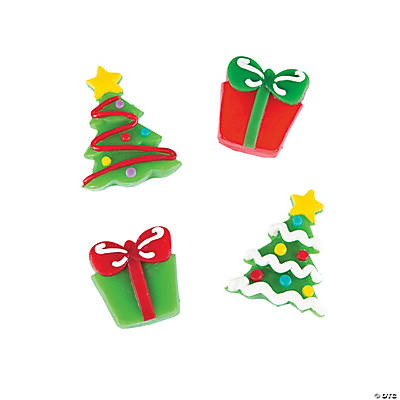 Christmas Trees  Presents Gummy Candy  Oriental Trading