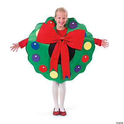 Christmas Wreath Costume