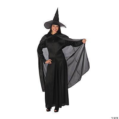 Classic Witch Plus Size Women's Costume